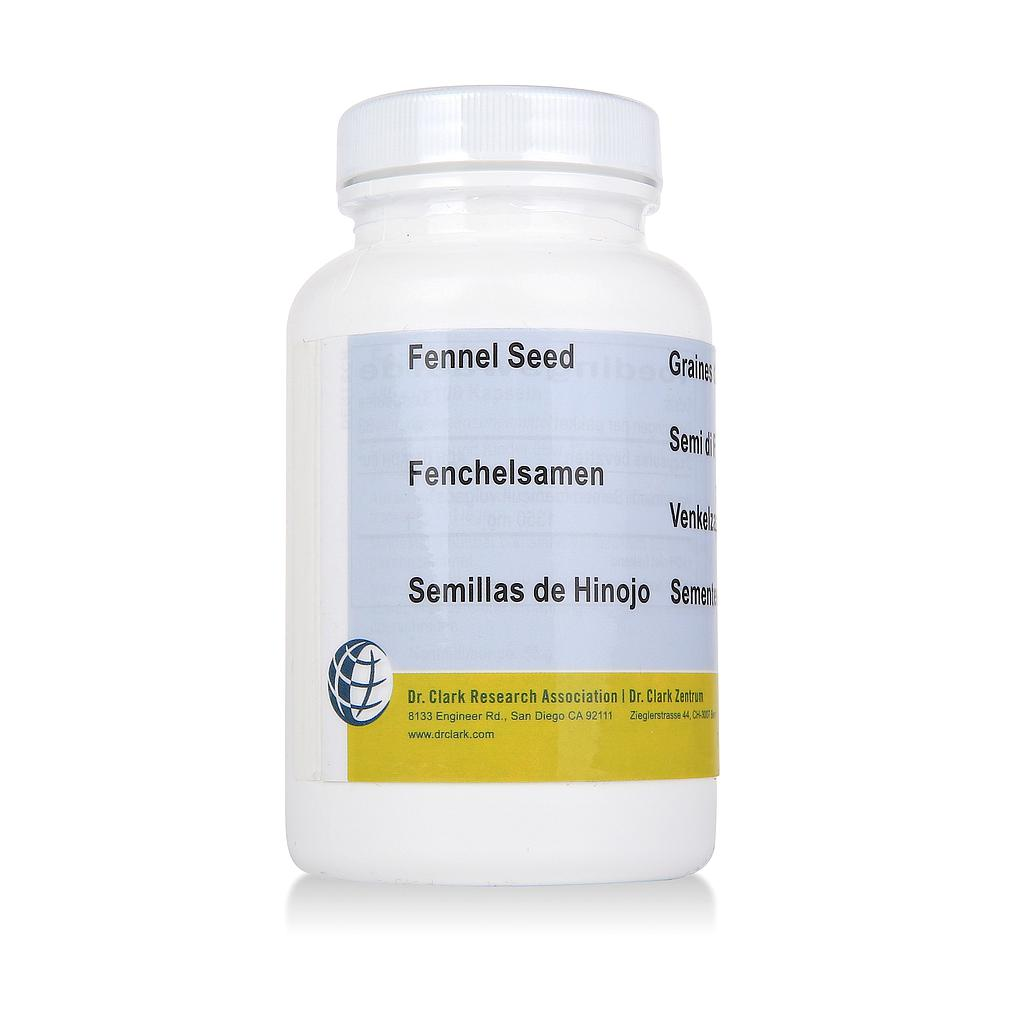 Fennel Seed, 450 mg 120 capsules