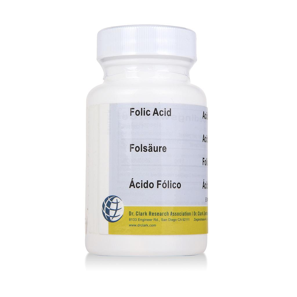 Folic Acid, 1 mg 50 capsules