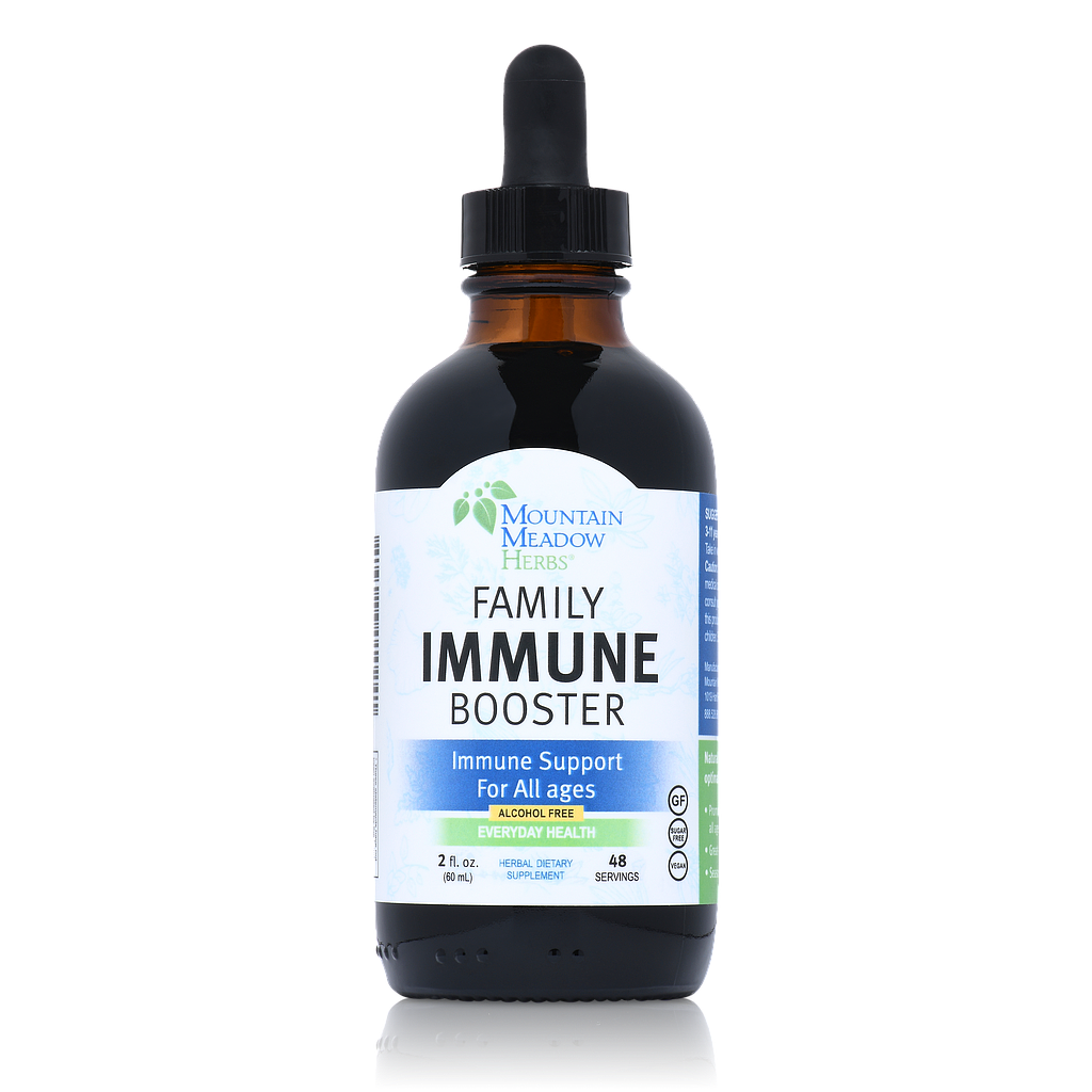 Family Immune Booster (2 oz.)