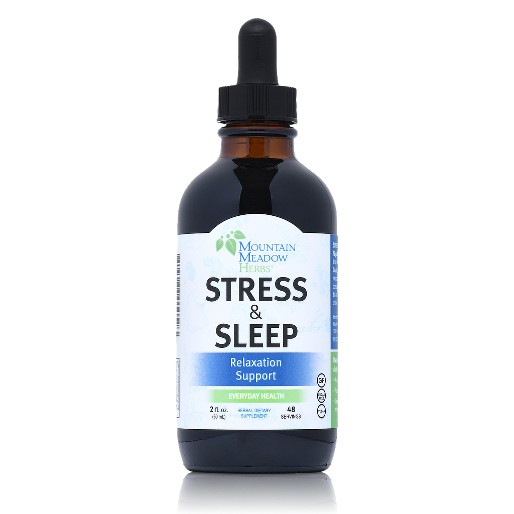 Stress & Sleep (2 oz.)