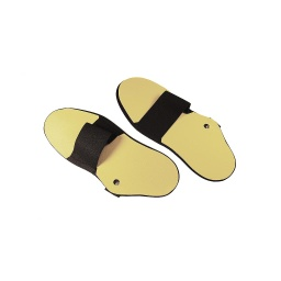 [CONDUCTIVE_SLIPPERS] Conductive Slippers, pair
