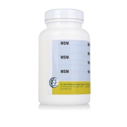 [MSM100] MSM (Methyl Sulfonyl Methane), 650 mg 100 capsules